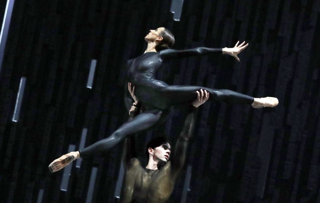 "4. F.Eimers and D.Elia, ""Requiem"" by D.Dawson, Dutch National Ballet 2019 © H.Gerritsen"