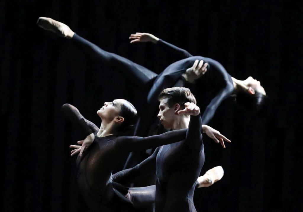 """11. N.Burer, S.Sjouke and J.Mao, """"Requiem"""" by D.Dawson, Dutch National Ballet 2019 © H.Gerritsen"""