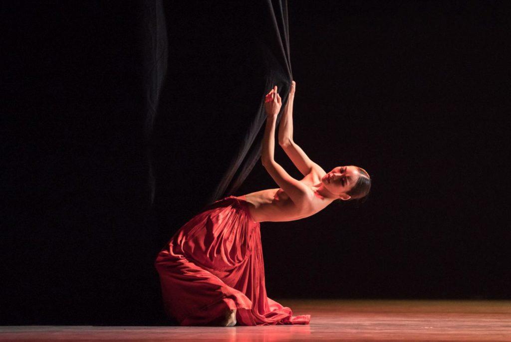 """2. S.Lim, """"Bella Figura"""" by J.Kylán, Ballet Zurich 2019 © G.Bartadon"""