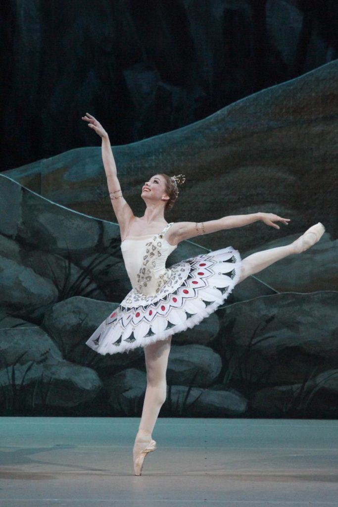 """5. E. Obraztsova, """"La Fille du Pharaon"""" by P. Lacotte, Bolshoi Ballet 2019 © Bolshoi Ballet / D. Yusupov"""