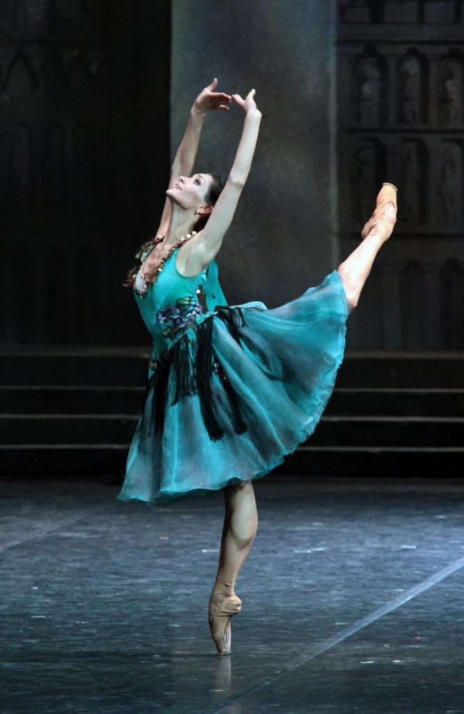 "1. O. Kardash, ""La Esmeralda"" by V. Burmeister, Stanislavsky and Nemirovich-Danchenko Moscow Music Theatre 2019 © A. Klyushkina"