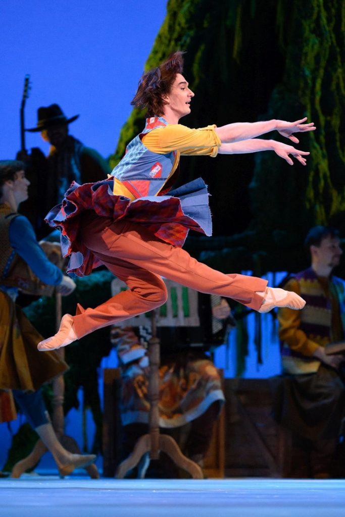 """17. V. Lantratov, """"The Winter's Tale"""" by C. Wheeldon, Bolshoi Ballet 2019 © Bolshoi Ballet / N. Voronova"""