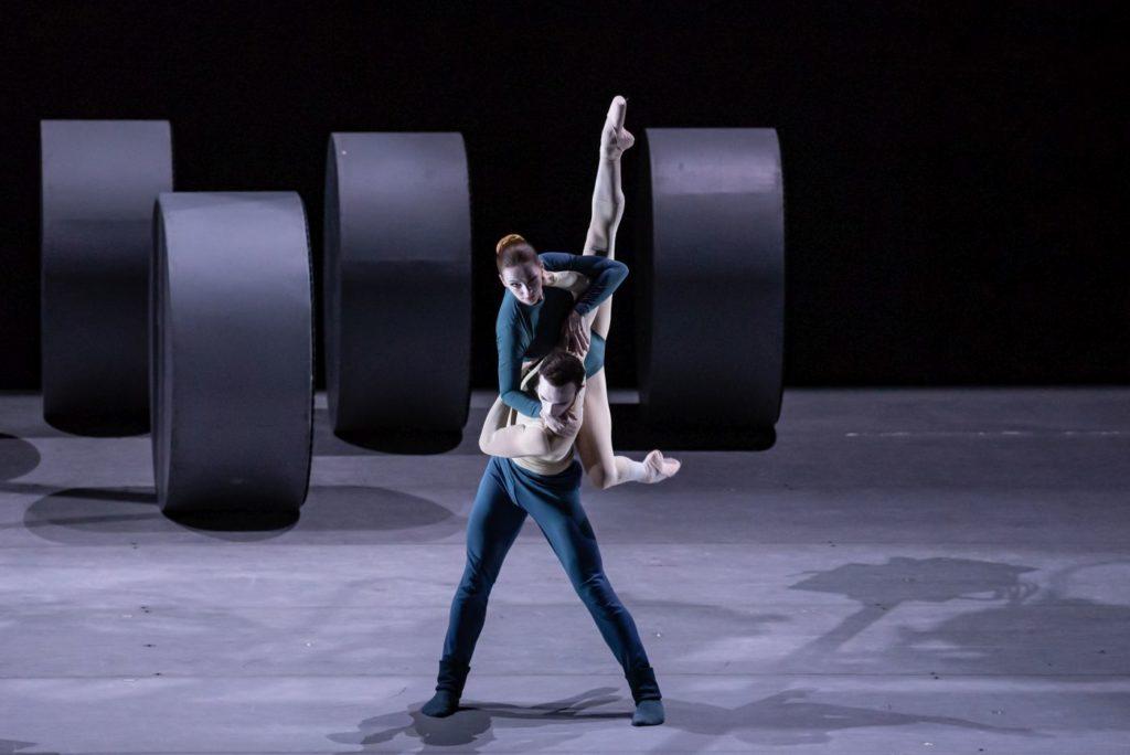 """3) Z.Časarová and G.Rotolo, """"Puppet"""" by D.Lee, Czech National Ballet 2021 © S.Gherciu"""