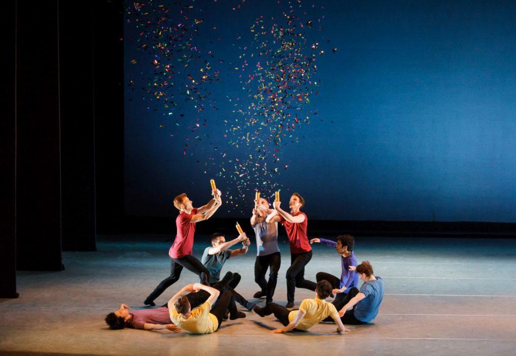 """4. Ensemble, """"Brahms Party"""" by A.Pimonov, Ural Opera Ballet 2021 © O.Kerelyuk / Ural Opera Ballet"""