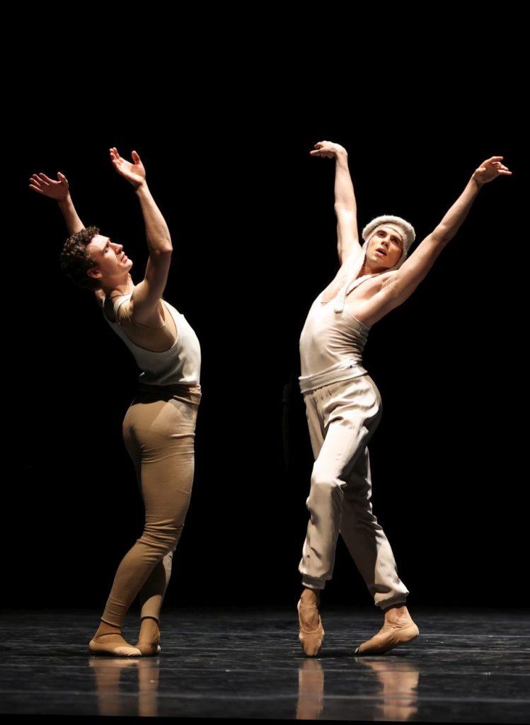 "12. P.Johnson and G.Princic, ""I Feel It Too"" by S.Verwoert, Dutch National Ballet 2021 © H.Gerritsen"