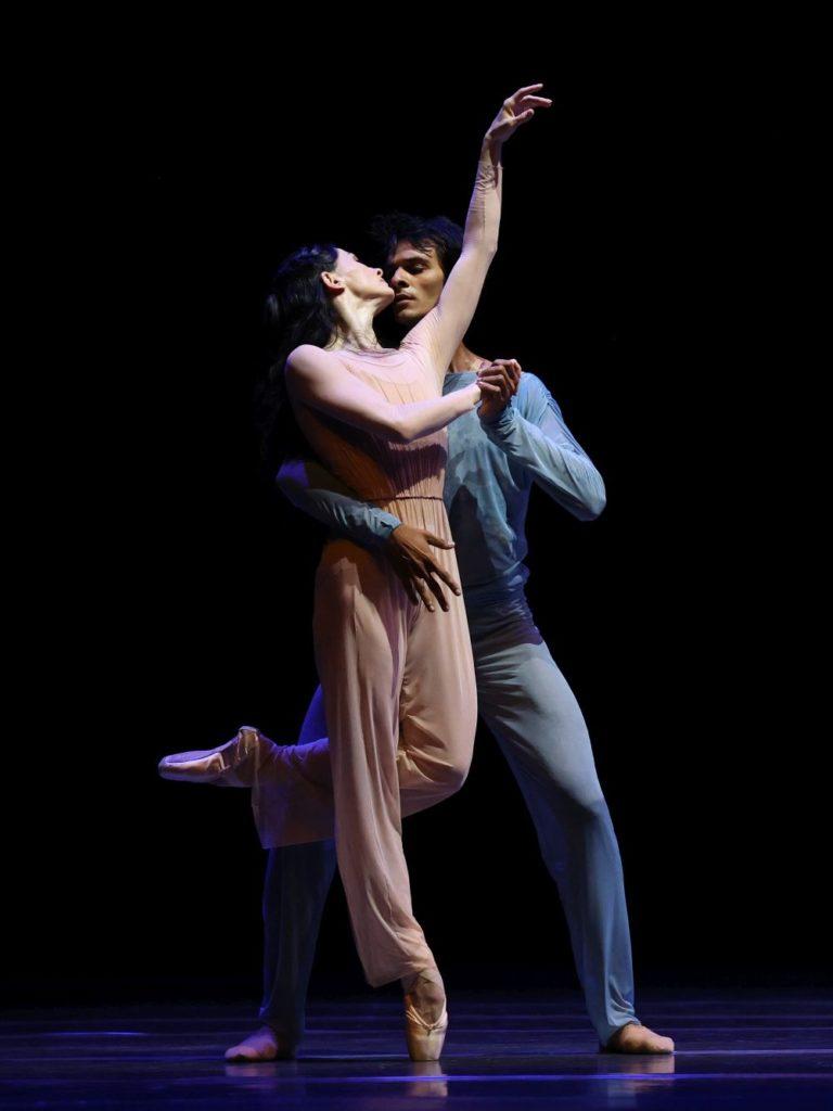 "1. A.Tsygankova and C.Allen, ""The Two Of Us"" by C.Wheeldon, Dutch National Ballet 2021 © H.Gerritsen"
