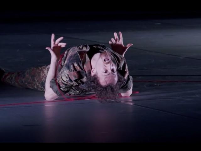 "6. J.Simon, ""Little Sorrows"" by C.Liakopoyloy, Nostos Dance Theater 2021 © C.Liakopoyloy"