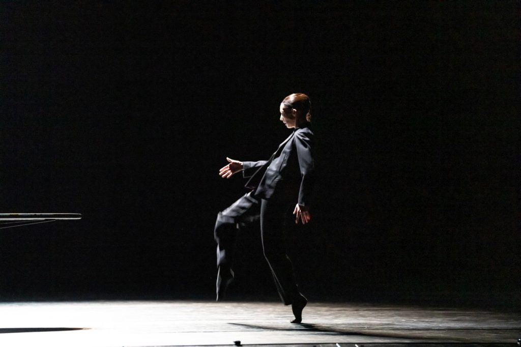 """12. K.McNally, """"The Statement by C.Pite, The Royal Ballet 2021 © B.Cooper"""