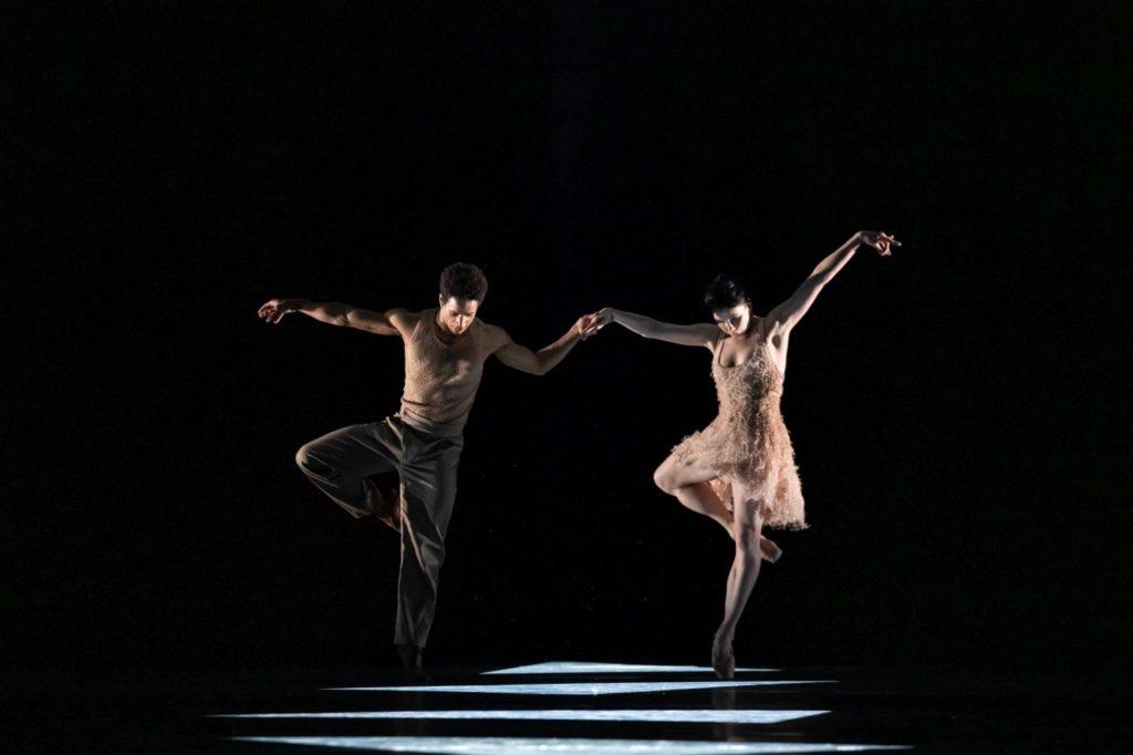 "5. M.Sambé and N.Osipova, ""Optional Family: A Divertissement"" by K.Abraham, The Royal Ballet 2021"