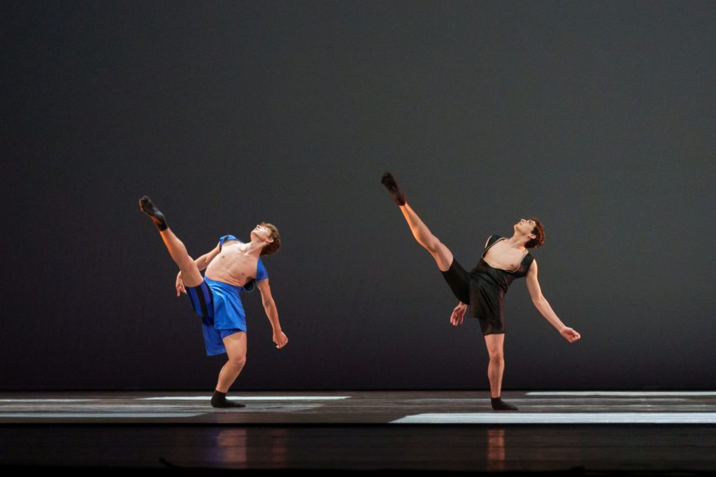 """5. Students of the Dutch National Ballet Academy, """"If We Could Only Even If We Could"""" by A.Leine and H.Roebana, Dutch National Ballet Academy 2021 © S.Derine"""