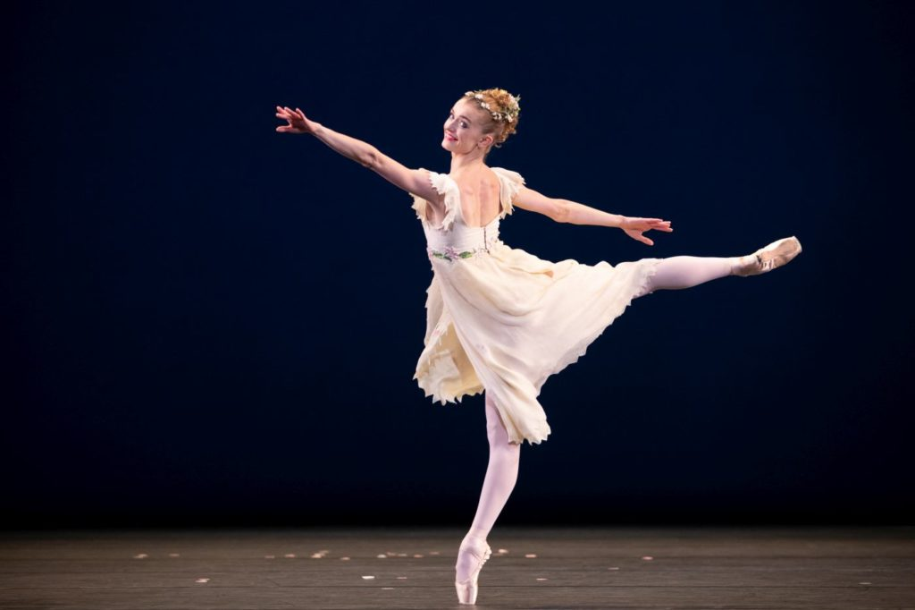 """6. A.R.O'Sullivan, """"Voices of Spring"""" by F.Ashton, The Royal Ballet 2021 © A.Pennefather"""