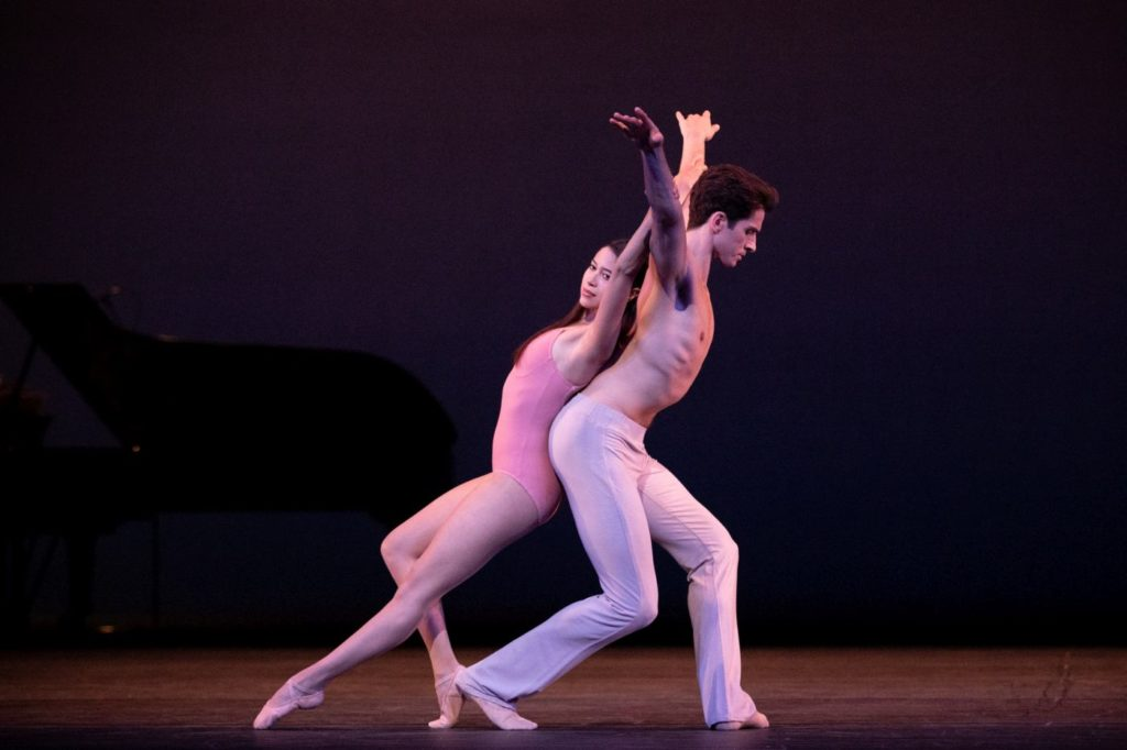 """5. B.Stix-Brunell and R.Clarke, """"After The Rain"""" by C.Wheeldon, The Royal Ballet 2021 © A.Pennefather"""