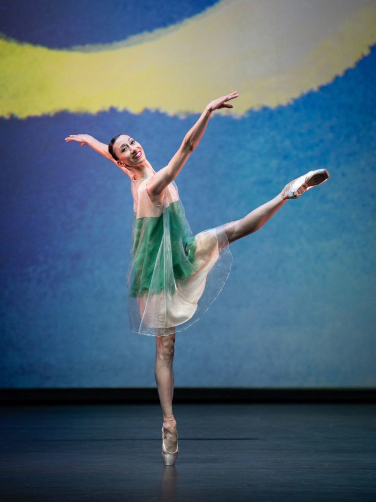 """6. I.Avraam, """"Pictures at an Exhibition"""" by A.Ratmansky, Vienna State Ballet 2021 © Vienna State Ballet / A.Taylor"""